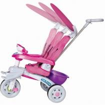 Triciclo Infantil Super Trike Rosa 3321 - Magic Toys - Magic Toys