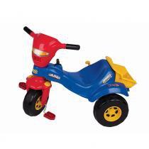 Triciclo Infantil Tico Tico Cargo com Caçambinha - Magic Toys - Magic Toys