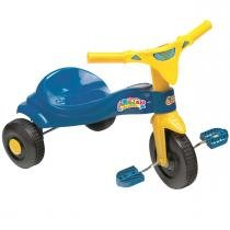 Triciclo Infantil Tico Tico Chiclete Azul Magic Toys -