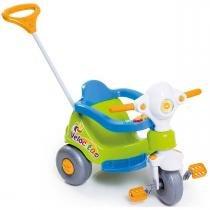 Triciclo Infantil Velocita Verde Masculino Calesita - Calesita