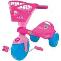 Triciclo Infantil Xalingo Barbie  - Porta Objetos