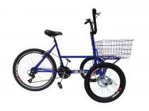 Triciclo Invertido aro 26 - Valdo bike