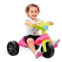 Triciclo Kid Cross Rosa - Bandeirante
