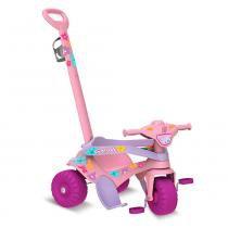 Triciclo Motoka Passeio e Pedal Gatinha - Bandeirante -