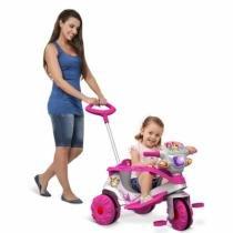 Triciclo Passeio Princesas Disney Bandeirante - 2173 - Brinquedos bandeirante