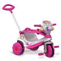 Triciclo Passeio Princesas Disney Rosa - Bandeirante