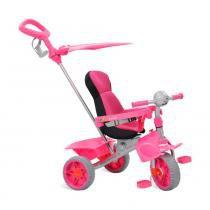 Triciclo Smart Comfort Pink - Bandeirante -
