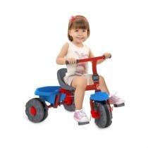 Triciclo Smart Plus Vermelho Bandeirante - 280 - Brinquedos bandeirante