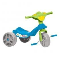 Triciclo Tico Tico 650 Azul - Bandeirante -