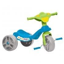 Triciclo Tico Tico Azul - Bandeirante