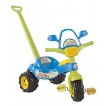 Triciclo tico-tico cebolinha com som magic toys 2208 - Magic toys