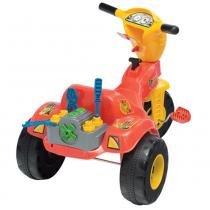 Triciclo Tico-Tico Mecânico 3502 - Magic Toys -