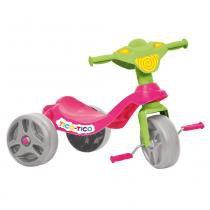 Triciclo Tico Tico Rosa - Bandeirante