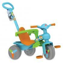Triciclo Veloban Passeio  Pedal Azul Bandeirante - Bandeirante