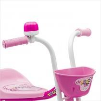 Triciclo You 3 Girl Rosa - Nathor -