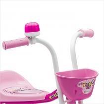 Triciclo You 3 Girl Rosa - Nathor - Rosa - Nathor