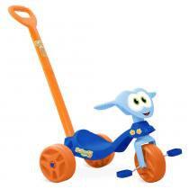 Triciclo Zootico Passeio  Pedal Azul Bandeirante - Bandeirante