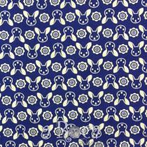 Tricoline Patchwork Coelhinho - Circulo