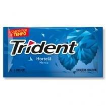 Trident Hortelã 1 unidade - Cadbury brasil