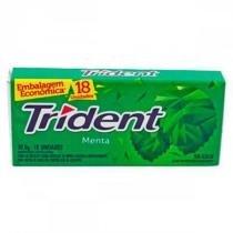 Trident Intense 1 unidades - Cadbury brasil