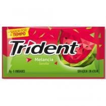 Trident Melância 5 Unidades 8g - TRIDENT