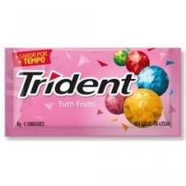 Trident Tutti-Frutti Kraft Food -