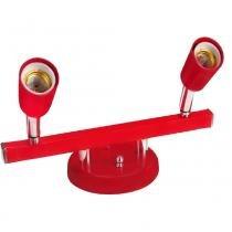 Trilho linha Missuri 8422/2 Vermelho - Click Injet -
