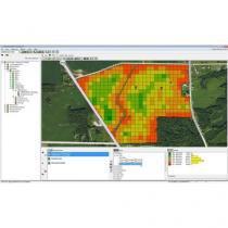 Trimble Sistema Farm Works Mapping - Trimble