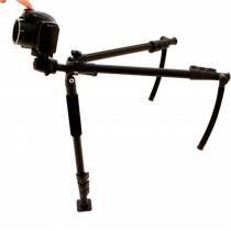 Tripé De Ombro Para Câmeras Filmadoras Vivvpt450 Vivitar -