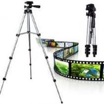 Tripe fotografico universal canon nikon 110cm em aluminio para camera digital celular com bolsa para - Gimp