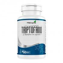 Triptofano 500mg - 60 Cápsulas - Melcoprol -