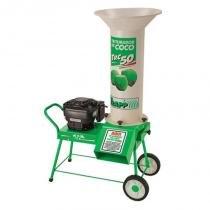 Triturador de Coco à Gasolina TRC-50 com Motor 6,0 HP TRAPP -