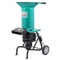 Triturador orgânico forrageiro 1,5hp tog-2300 garthen 220v -