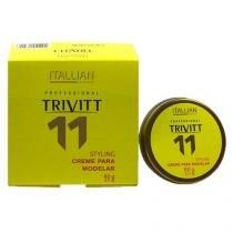 Trivitt 11 Itallian Hairtech Creme Para Modelar 60g - Trivitt