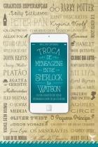 Troca de mensagens entre sherlock e watson e outras conversa - Record