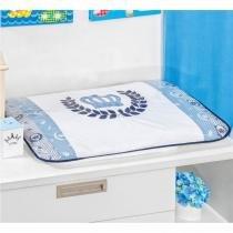Trocador 01 Peça Baby Príncipe Azul - Bordados Ricardo -