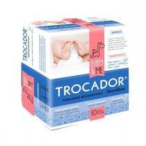 Trocador de Bebê Descartável Baby and Me - 70x60cm - 10 Unidades - Baby and Me