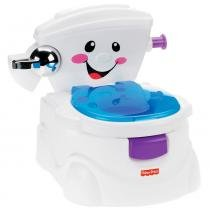 Troninho Fisher Price Toilette - Fisher Price