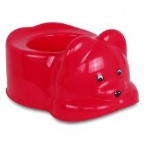 Troninho Penico Urso  para Bebê Plástico Yoyo Baby - Yoyo Baby