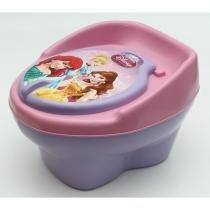 Troninho Styll Princesas 2 Em 1 Banquinho - ÚNICO - STYLL BABY