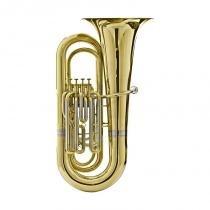 Tuba Bb 4/4 Pistos Laqueada HBB-534L - Harmonics -