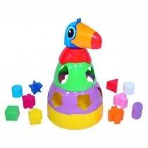 Tucano Didático - Merco Toys - Mercotoys