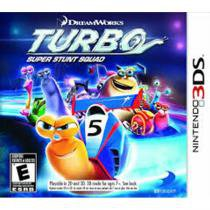 Turbo: super stunt squad - 3ds - Nintendo