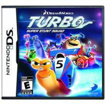 Turbo: super stunt squad - nds - Nintendo