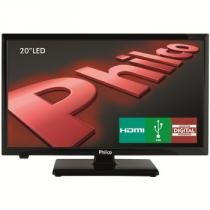 Tv 20 polegadas philco led hd hdmi usb - 97203003 - Philco