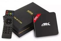 Tv Box H96 2 GB RAM Android 7.1.2 Quad Core 16GB 4k Ultra HD -