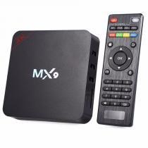 Tv Box Smart Tv Android 7.0 Mx9 4k Hdmi Wifi Netfix Kodi Fac - Oem