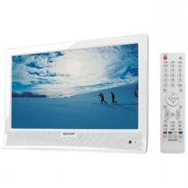 "TV LED 14"" LE1473 HD DTV Entrada HDMI/USB Branca Semp - Semp"