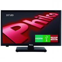 "TV LED 20"" HD Conversor Digital Integrado Philco PH20U21D -"