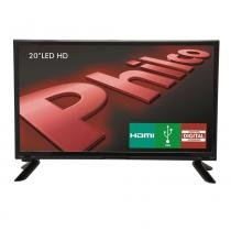 Tv Led 20 Polegadas Philco HDMI USB PH20M91D - PHILCO